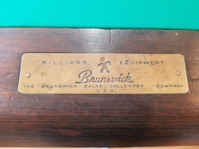 9' Brunswick Balke Collendar Centennial 2